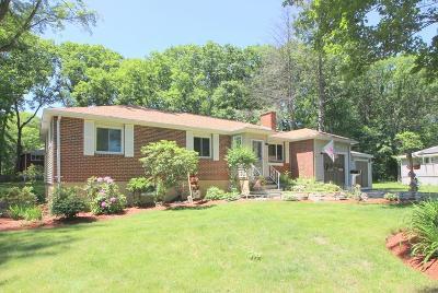 Framingham Single Family Home Under Agreement: 2 Laurie Ln