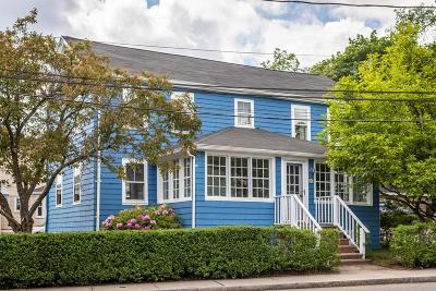 Reading MA Single Family Home For Sale: $459,999