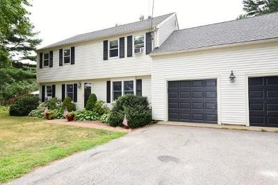 Duxbury Single Family Home For Sale: 118 Chandler St