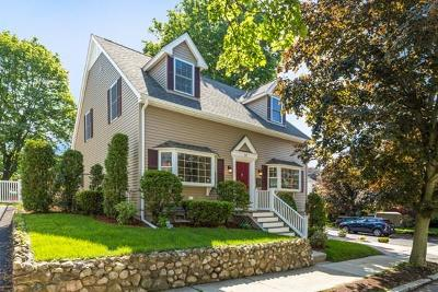 Melrose Single Family Home Under Agreement: 13 Greystone Road