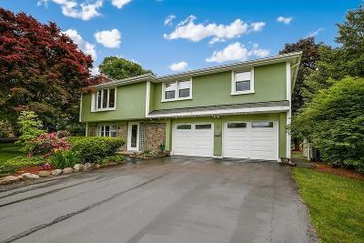 Framingham Single Family Home Under Agreement: 26 Angelica Dr