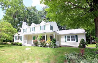 Maynard Single Family Home Under Agreement: 2 Meadow Ln