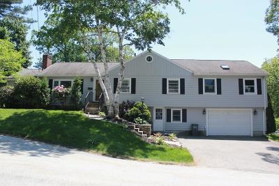 Stoneham Single Family Home Under Agreement: 1 Edwards Rd