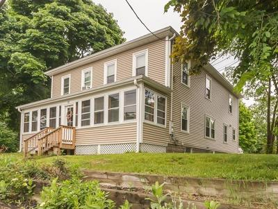Ipswich Multi Family Home Under Agreement: 21 Topsfield Road