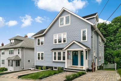 Watertown Condo/Townhouse For Sale: 71 Bradford Road #71