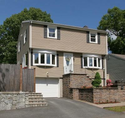 Stoneham Single Family Home Under Agreement: 26 Fellsmere Ave