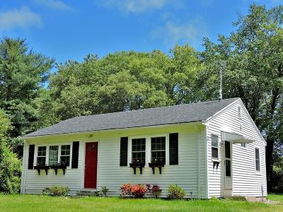 Plymouth Single Family Home For Sale: 33 Presidents Ln