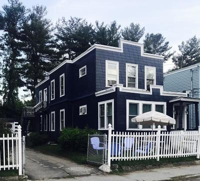 Methuen Multi Family Home Contingent: 6 Longwood Drive