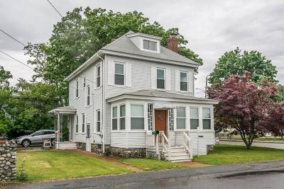 Lowell Single Family Home Under Agreement: 86 Crescent Street