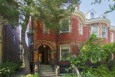 Brookline Single Family Home For Sale: 1762 Beacon St