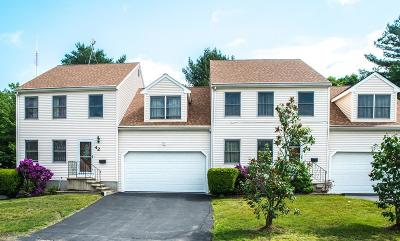 Needham Condo/Townhouse For Sale: 42 Highland Ter #42