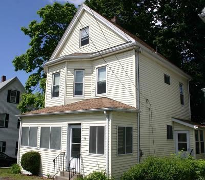 Medford Single Family Home Contingent: 6 Bennett Pl