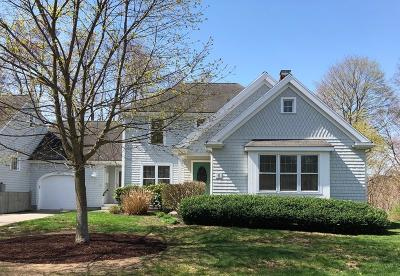 Scituate Single Family Home For Sale: 6 Brookside