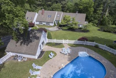 Norwell Single Family Home For Sale: 20 Wanton Shipyard
