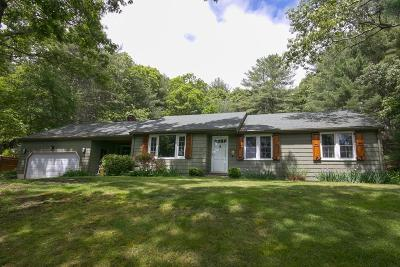 Marshfield Single Family Home For Sale: 505 South River Street