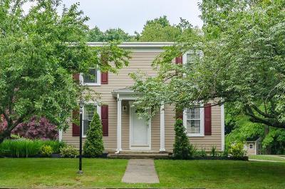 Hanover Single Family Home Under Agreement: 43 School St