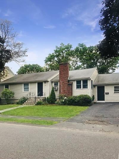 Needham Rental For Rent: 27 Carol Rd
