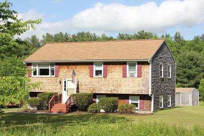 Middleboro Single Family Home Contingent: 1 Purchade St