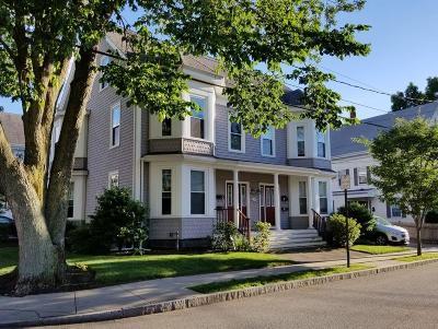 Waltham Condo/Townhouse Under Agreement: 169 Chestnut Street #3