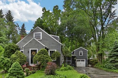 Lynnfield Single Family Home Under Agreement: 14 Fairview Road