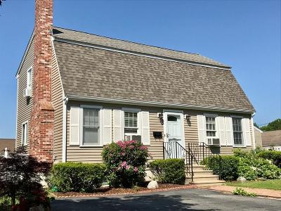 Waltham Single Family Home For Sale: 11 Wight Street