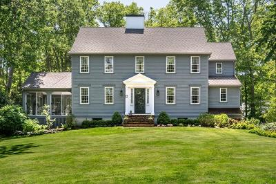 Cohasset MA Single Family Home For Sale: $1,299,000