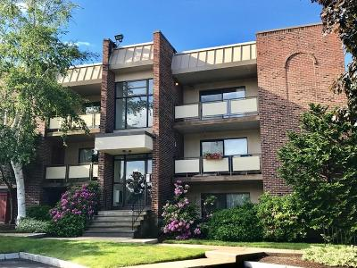 Waltham Condo/Townhouse Under Agreement: 49 Angleside Road #5