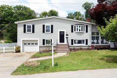 Braintree Single Family Home For Sale: 218 Old Country Way