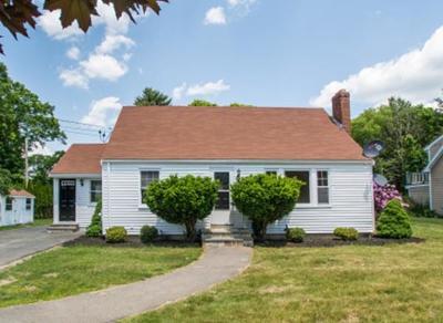 Hanover Single Family Home Under Agreement: 375 Hanover St