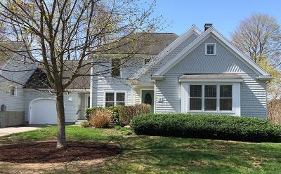 Scituate Condo/Townhouse For Sale: 6 Brookside #6