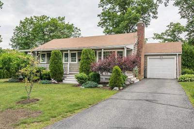 Reading MA Single Family Home Contingent: $489,900