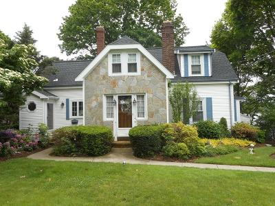 Weymouth Single Family Home Under Agreement: 71 Evans St. Waterfront