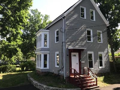 Brockton Multi Family Home Under Agreement: 9 Olive Ter