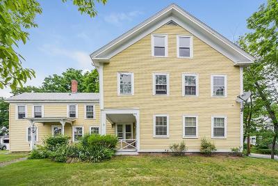 Hudson Multi Family Home Under Agreement: 59 River Street