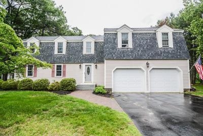 Stow Single Family Home For Sale: 60 Wildwood Rd