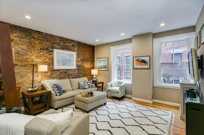 Boston MA Condo/Townhouse Under Agreement: $675,000