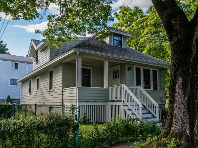 Watertown MA Single Family Home Under Agreement: $599,999