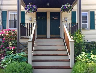 Waltham Condo/Townhouse Under Agreement: 17 Alder St #3