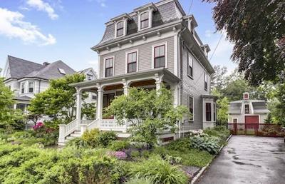 Single Family Home Under Agreement: 5 Brewer St