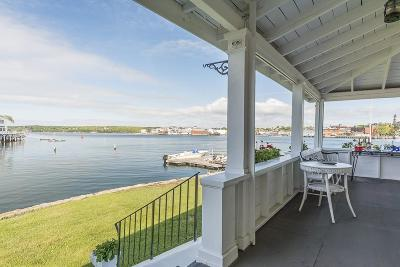 Gloucester MA Single Family Home For Sale: $2,295,000
