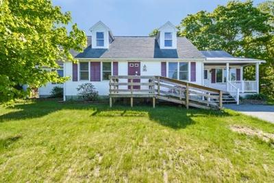 Bourne MA Single Family Home Price Changed: $220,000