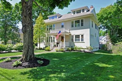 Needham Single Family Home Contingent: 783 Webster Street