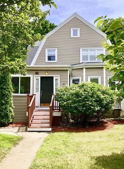 Needham Single Family Home For Sale: 98 Lincoln St