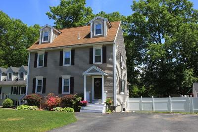 Lowell Single Family Home Contingent: 49 Oak Knoll Rd