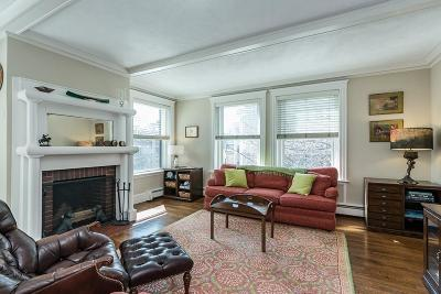 Brookline Condo/Townhouse Under Agreement: 83 Ivy St #21