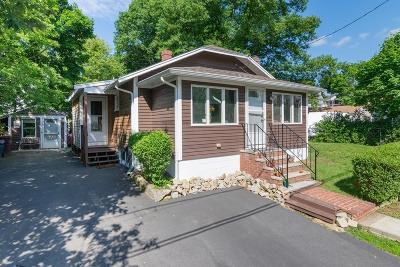 Weymouth MA Single Family Home Under Agreement: $299,900