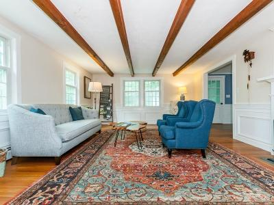 Sudbury Single Family Home Under Agreement: 56 Marlboro Rd