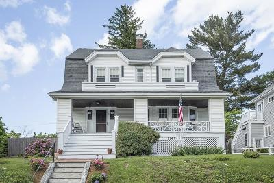 Single Family Home For Sale: 79 Manthorne Rd