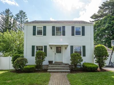 Belmont Single Family Home For Sale: 27 Little Pond Rd