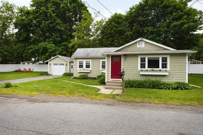Natick Single Family Home Price Changed: 4 Milford Avenue